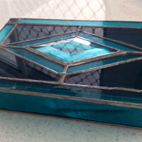 Create A Beautiful Glass Jewellery Box