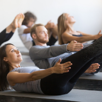 Pilates For Beginners 8 weeks - Online Class