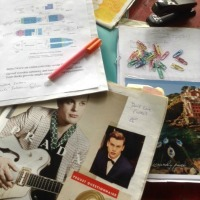 Scrapbooking For Budding Authors