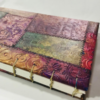 Create A Beautiful Handmade Journal  - Book Binding - Online Class