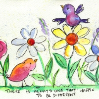 Pen And Ink Watercolour Magic - Online Class
