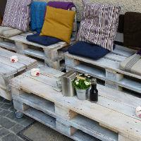 Build Pallet Furniture - Advanced