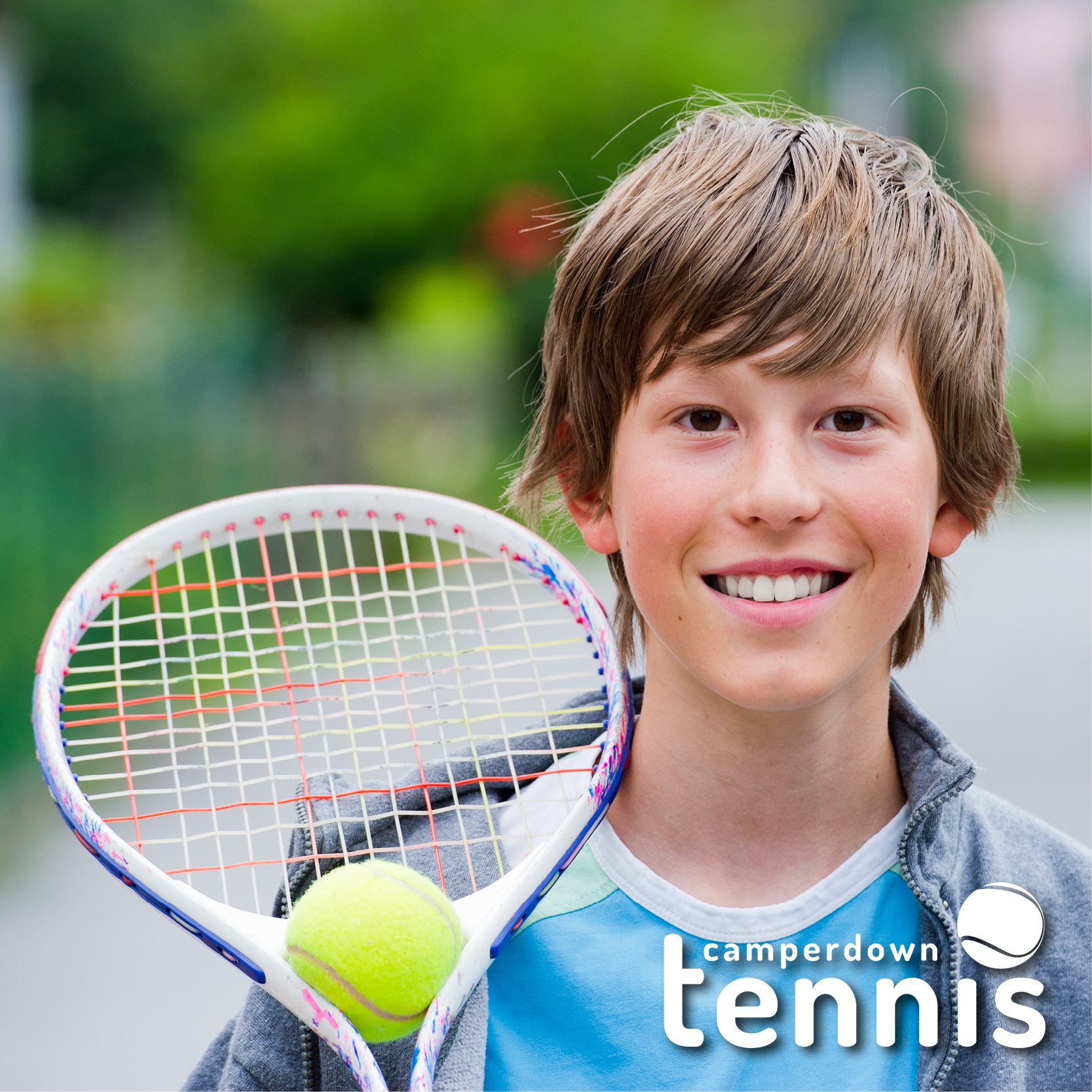 Vacation Care TENNIS HOT SHOTS