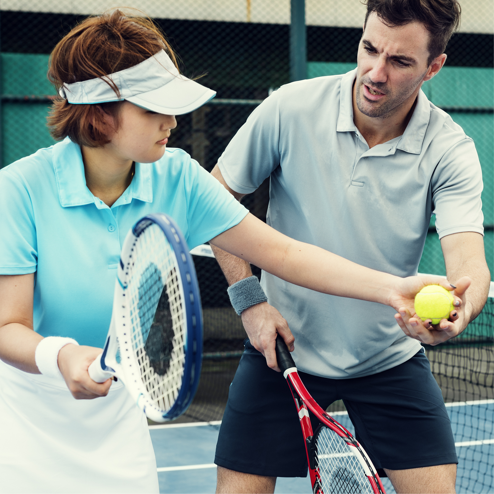 Beginners Tennis