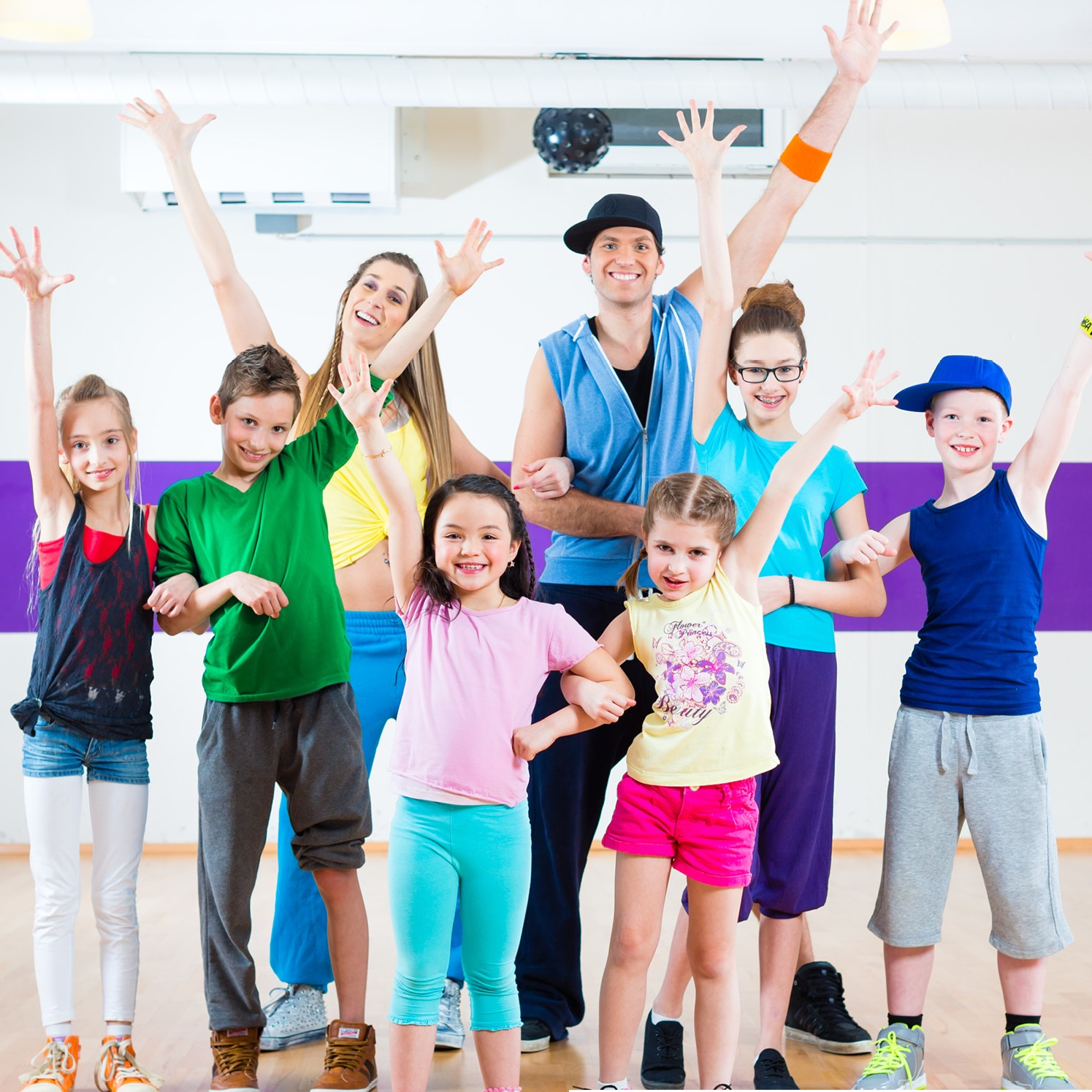 Vacation Care DANCING STARS & KIDS YOGA