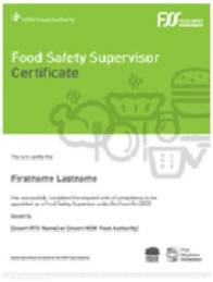 Food Safety Supervisor NSW Course FAQ Coffee School