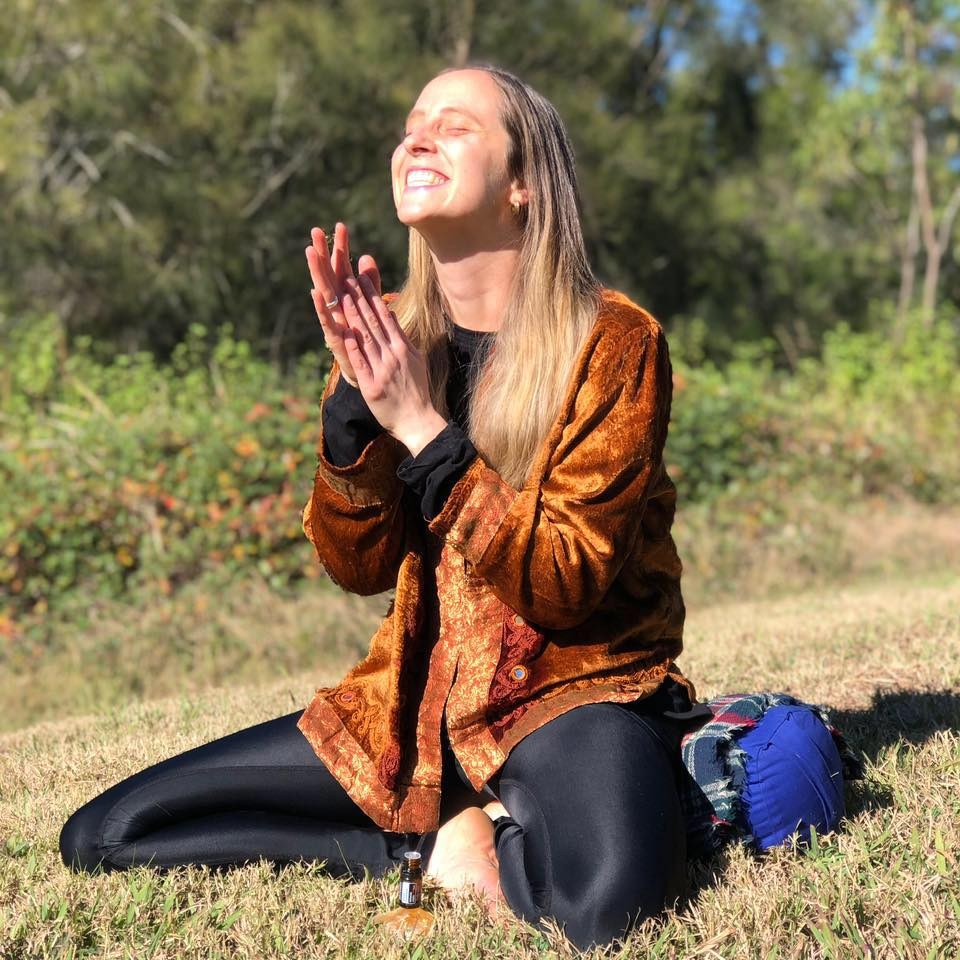 Romney Stanton - Yoga Teacher