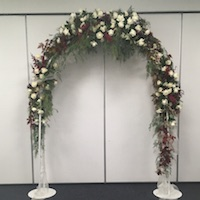 Floral Arch for Events