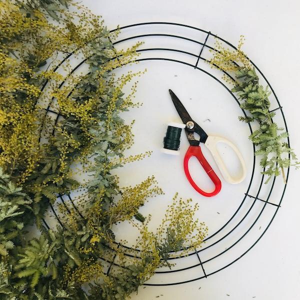 Wattle Wreath [online]