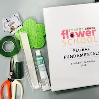 5 Day Floral Fundamentals [Saturday's]