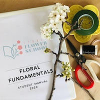 5 Day Floral Fundamentals [Monday to Friday]