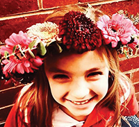 Create a Floral Headpiece With Thistle