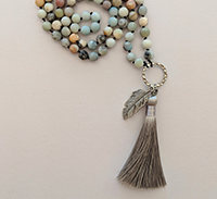Knotted Mala Making Workshop