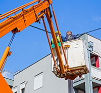 EWP Operate a boom-type elevating work platform (over 11m)