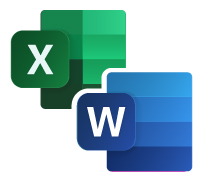 MS Word and Excel Training