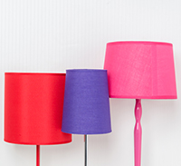 Drum Lampshade Making Workshop - 40cm kit