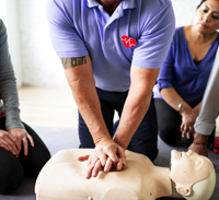 First Aid HLTAID003 - 1 day Workshop