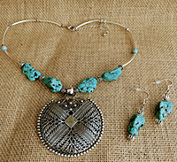 Necklace and Earring Making  Workshop