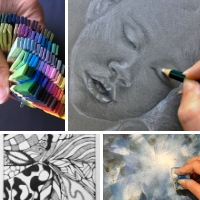 Art & Design Foundation Course A - Beginners