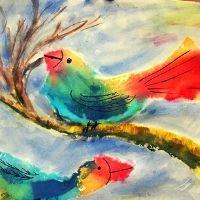 Patchwork Bird 8plus