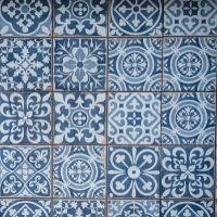 Blue & White Designs - 8+ yrs
