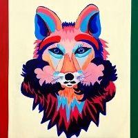 Wolf- Friend or Foe! 8plus