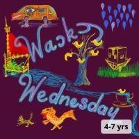 Wacky Wednesday - 4-7yrs