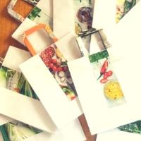 Origami gift bag workshop