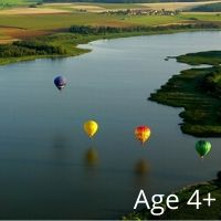 Balloon Ride 4-7 yrs