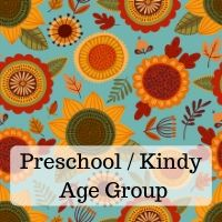 Preschool / Kindy (4-6 yrs) - Sunflowers