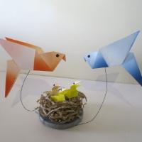 3D Birds Nest