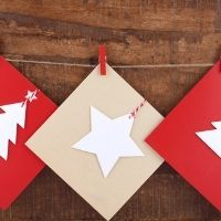 Christmas Bunting All Ages