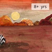 Mars Landscape 8+ years