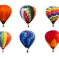 Balloon Ride Lantern Sculpture - 8+yrs
