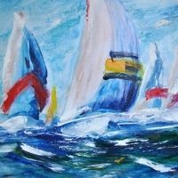 Yacht Race - 4-7yrs