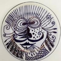 Fantasy Creatures Plate