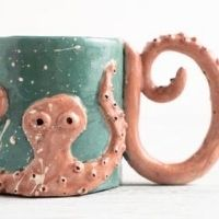 Creature Clay Mug - 8+yrs