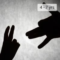 Shadow Puppets - 4-7 yrs