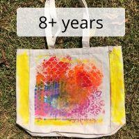 Calico Bag Printing 8+ yrs