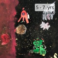 Mars Landscape 5-7 years