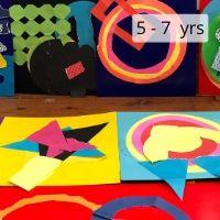 Relief Paper Sculpture 5-7 years