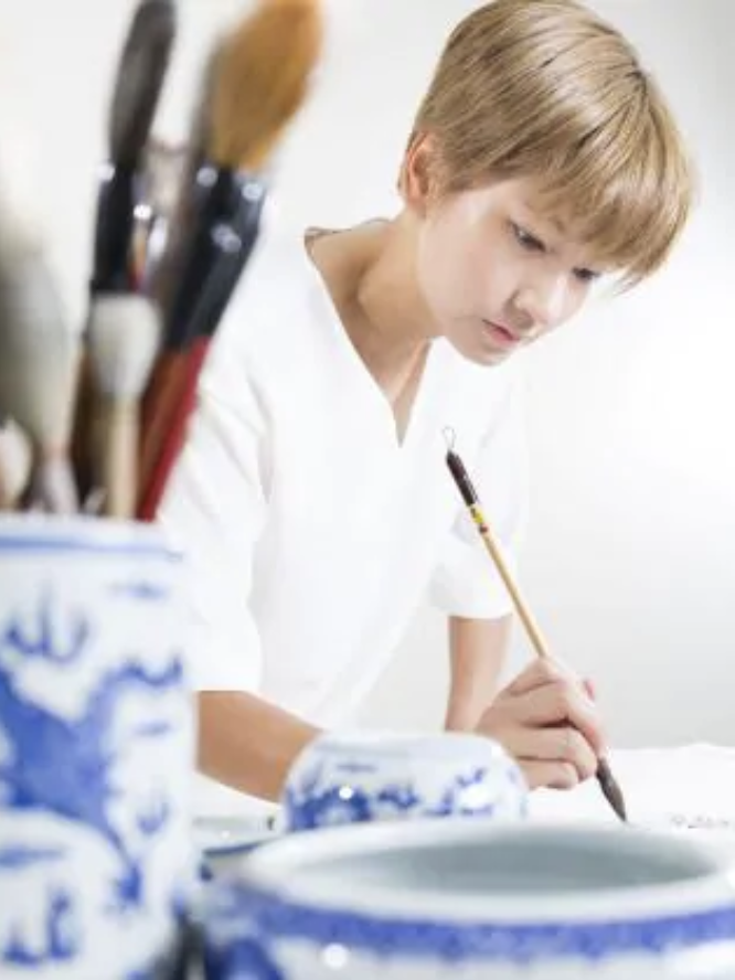 Introduction to Oriental brush painting Workshop