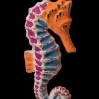 Clay Seahorse 4-7