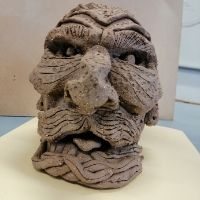 High School Workshop (12+yrs) - Gargoyle Heads