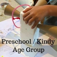Preschool / Kindy (4-6 yrs) - Scrap Machine