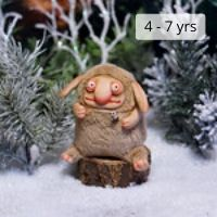 ClayTroll - 4-7 yrs