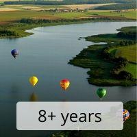 Balloon Ride 8+ yrs