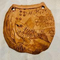 Fish Bowl Hanging Disc - 8+yrs