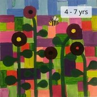 Colours & Shapes - 4-7yrs