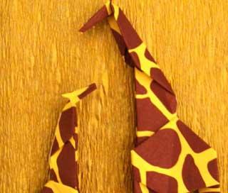 Origami Safari Junior Masterclass|  9-14 year olds |